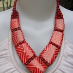 Red Bone Necklaces