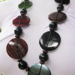 Sono Necklace Wood
