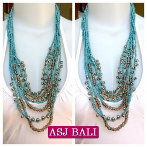 turquoise-fashion-bead-necklaces-new2014